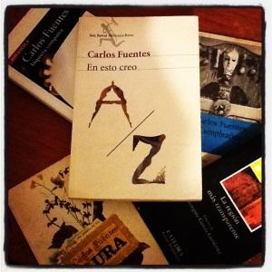Libros de Carlos Fuentes