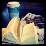 Café, tinta y papel