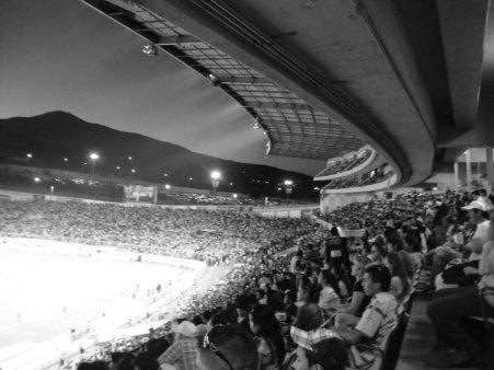 Estadio Morelos, Morelia, Michoacán, México