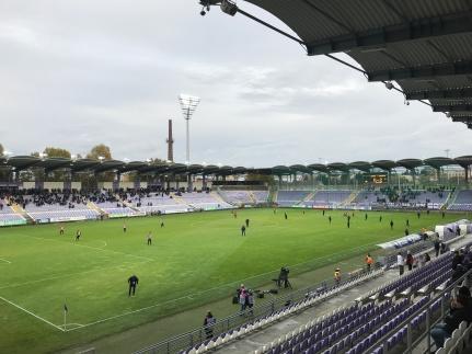 Estadio Ferenc Szusza, Budapest, Hungría, Ujpest