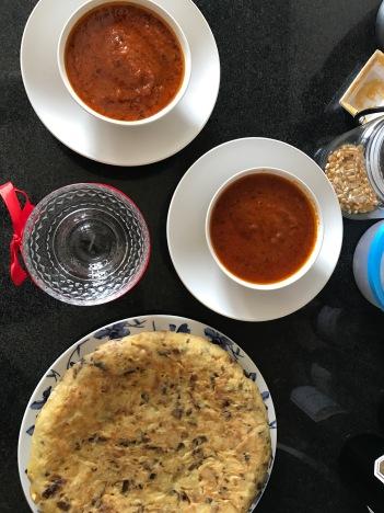 tortilla, salsa, gastronomia española, salsas, mesa